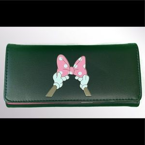 NEW Minnie Mouse Wallet